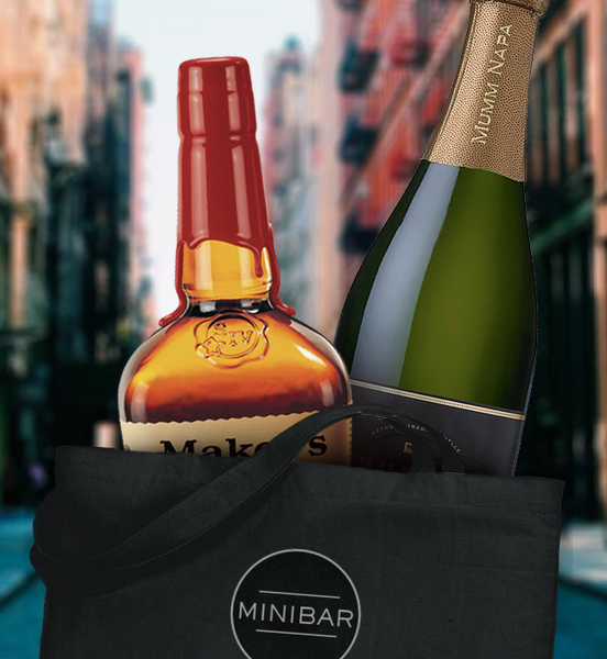 NYC Booze Delivery App Launches Just In Time For Right F@&*ing Now