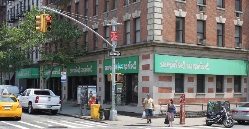 Surprise! Surprise! The East Village Housewares Staple Is Closing