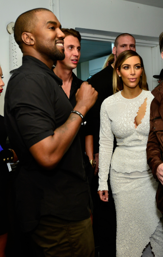 A Definitely Not Staged Surprise: The Kimye Proposal Study Guide