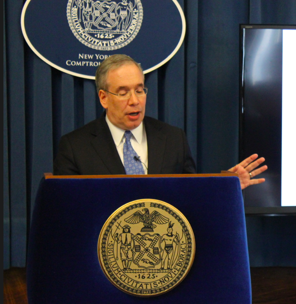 Scott Stringer Cracks Down on 'Tainted' School Milk Contracts