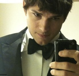 Who Would Buy an Ashton Kutcher Themed Lenovo Phone?