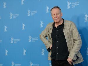 Stellan Skarsgård at the Berlinale. (Photo via Getty Images)