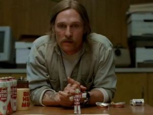 How can we clone Rust Cohle three times? (HBO)