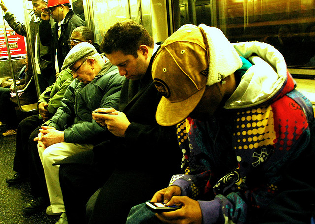 The Comedy of Error Messages: Wi-fi in the Subway