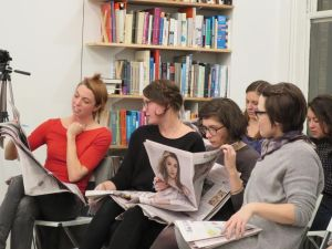 The New York Times Feminist Reading Group