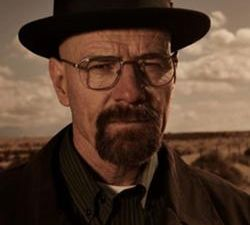 Jordan Gonzalez couldn't quite achieve his Heisenberg fantasy. Walter White. (Photo: Wikimedia)