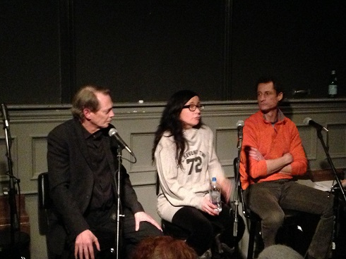 Funny Ha Ha: That Time Anthony Weiner Asked Steve Buscemi and Janeane Garofalo for Career Advice