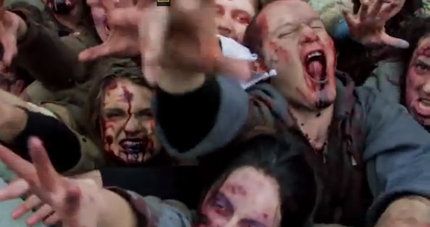 The MTA Is Just as Sick of Zombie Pranks as the Rest of Us