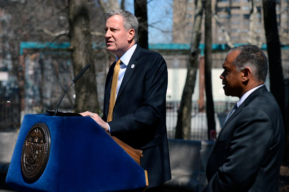 De Blasio Administration Won't Commit to Bloomberg Promises on Parks