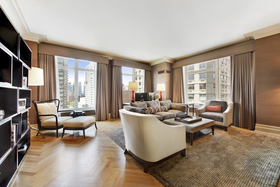 Flips Without Flops: Condo at 15 CPW Last Listed for $13.9 M. Enters Contract