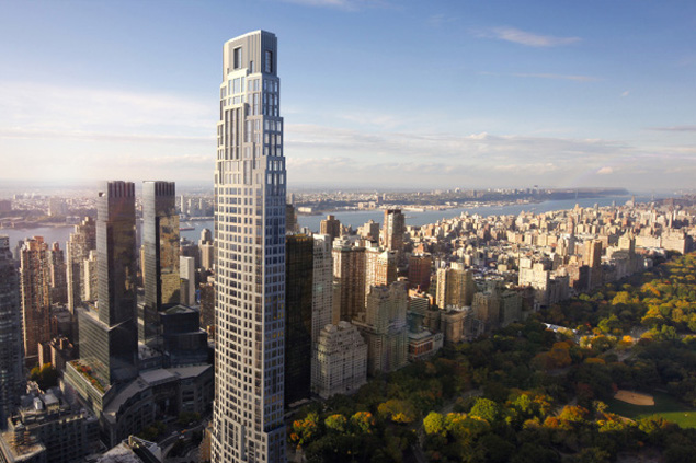 Stern vs. Stern: Robert A.M. to Design Dueling Limestone Luxury Towers
