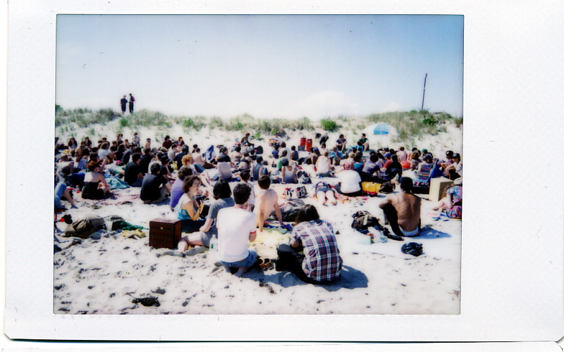 Sunny with a Chance of Barbecue: Fort Tilden to Reopen