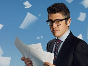 Ira Glass will not abandon you. (Showtime)