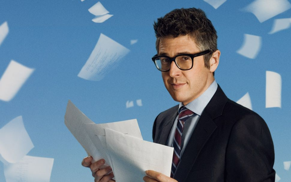 Public Radio Drops 'This American Life'; Ira Glass to Continue Being Heartwarming Elsewhere