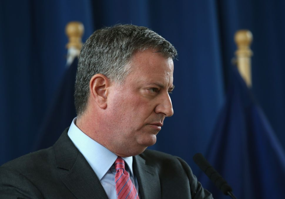 Central Labor Council Can't Talk Bill de Blasio Out of Banning Horse Carriages