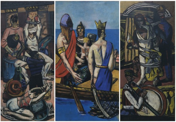 'Degenerate Art: The Attack on Modern Art in Nazi Germany, 1937' at the Neue Galerie