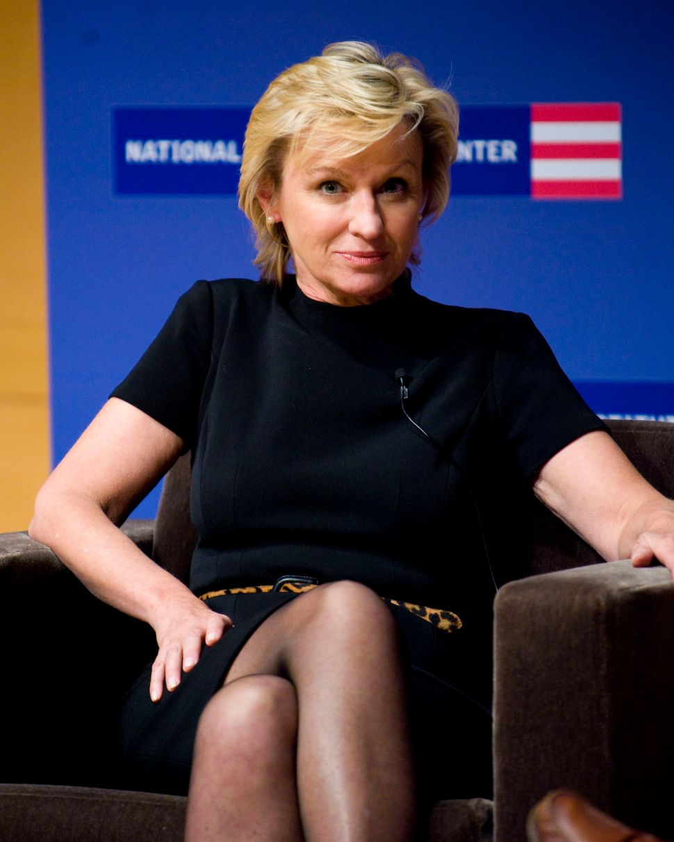 The Internet Is Destroying Tina Brown for Defending Roger Ailes on Twitter