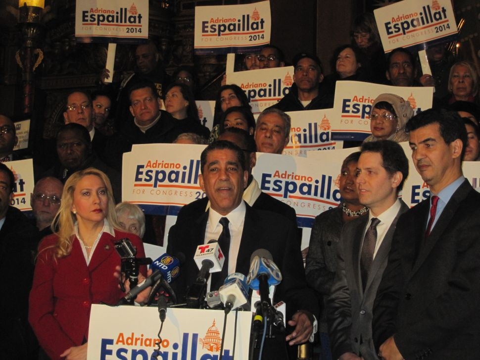 Espaillat and Walrond Release Numbers in Uptown Signature Race