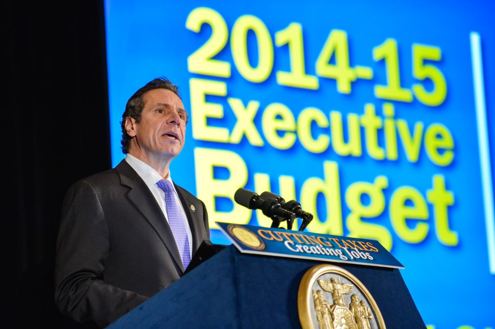 Andrew Cuomo Gives Subtle Boost to Possible Jeff Klein Challenge