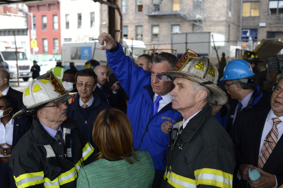Mayor Calls East Harlem Explosion 'Tragedy of the Worst Kind'