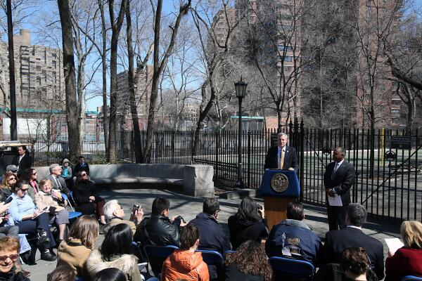 De Blasio Still Wants Conservancies to Share Money With Poorer Parks