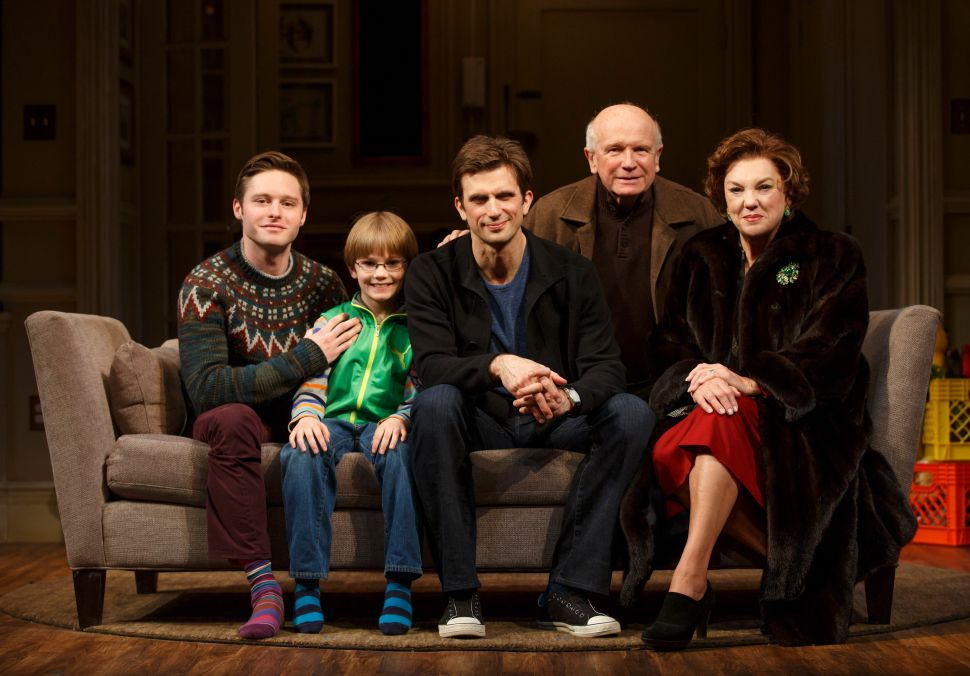 'Andre's Mother' Derides Again: Playwright Terrence McNally Revisits Old Sorrows and Finds a New Life