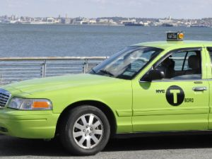 "A ""Boro Cab."" (photo: NYC.gov)"