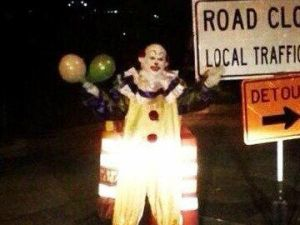 The alleged Staten Island Clown. (Photo: Instagram/ Vincent Innocente)