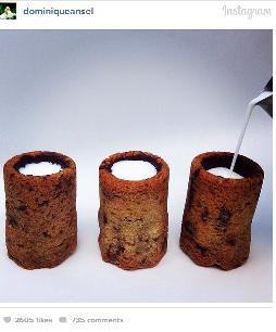 Cronut Creator Bringing Chocolate Chip Cookie Shot Glasses to New York