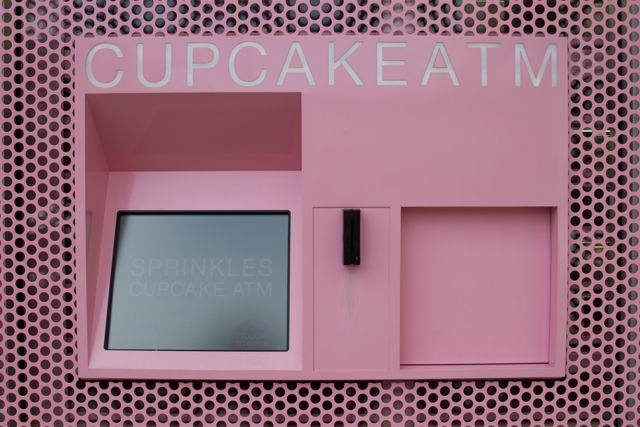 New York Finally Gets the 24/7 Cupcake ATM We Deserve
