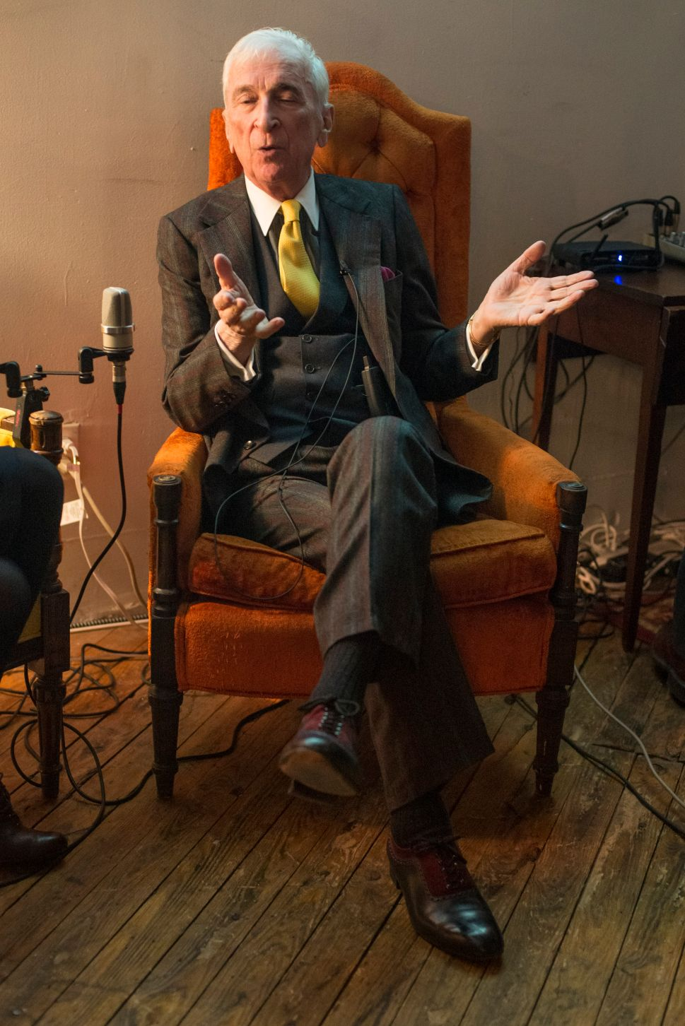 And Then Gay Talese Went to a Williamsburg Loft Party