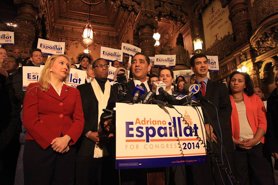 Espaillat Brings Beefed-Up Campaign Machine to Second Rangel Fight