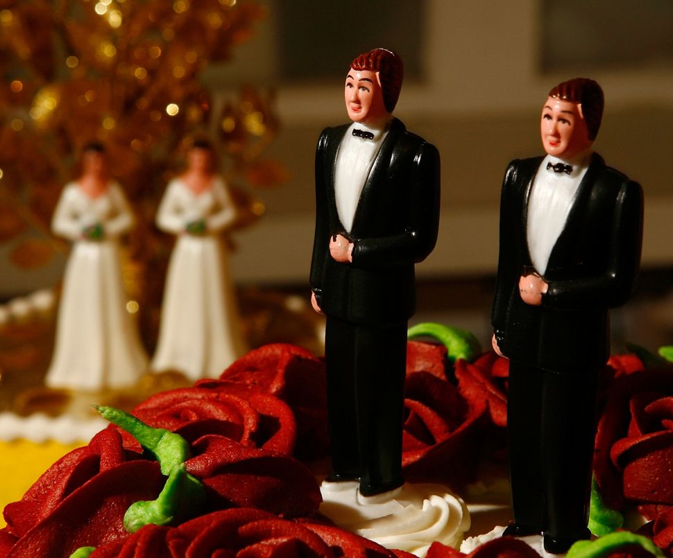 Paul Singer: Gay Marriage's Time Has Come