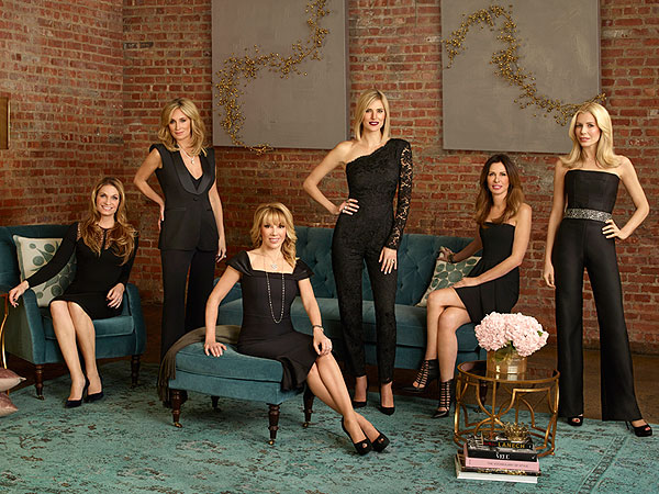 RHONY Season 6 Premiere: 'Is Not Our Character Revealed When the Chips Are Down?'