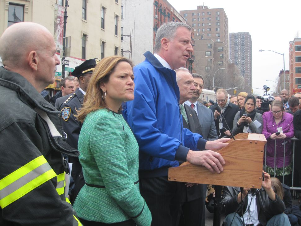 Mayor de Blasio's Next Big Battle: Rezoning New York