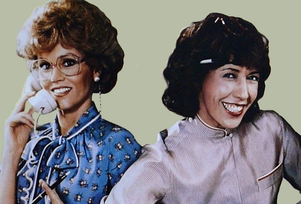 Not Just Shells: Older Ladies Jane Fonda and Lily Tomlin Land Netflix Comedy