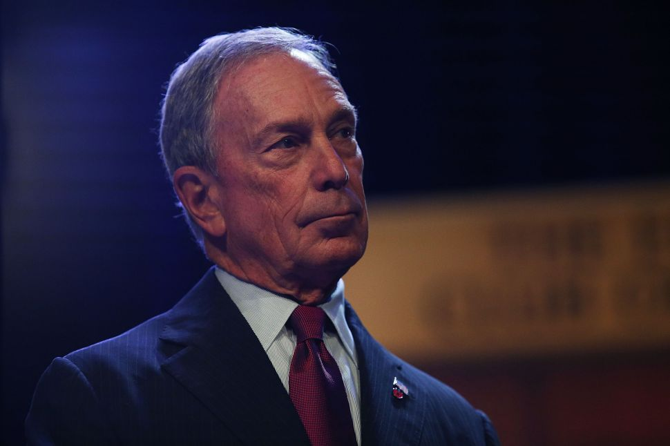 Media Mix: Michael Bloomberg Headed Back to Run Bloomberg