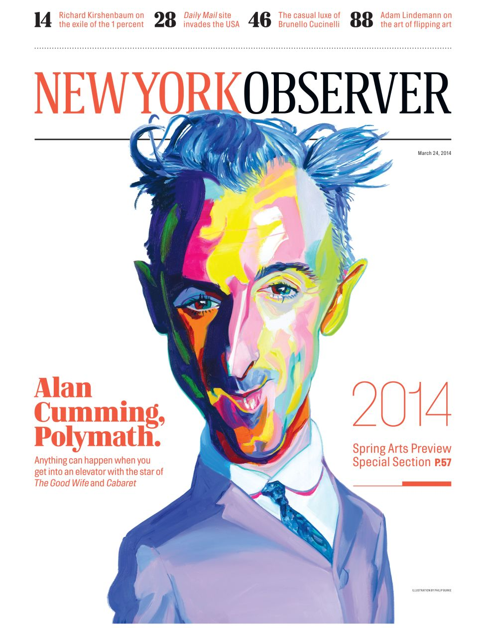 Editor's Note: On the New Observer