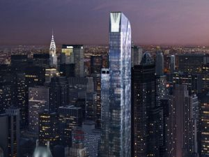 Will booze and business mix at the soon-to-open Park Hyatt?