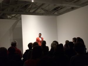 'Dick's Last Stand' at CCA Wattis in San Francisco, Feb. 6. (Courtesy CCA)