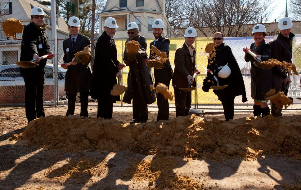 Jonathan Rose Companies Breaks Ground on Transit-oriented New Jersey Development