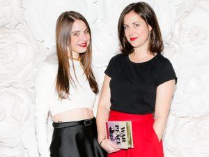 Ruthie and Sara Friedlander