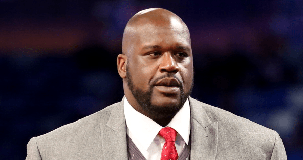 Shaq and Larry Gagosian to Make Film, Woman Faints During Bloody Performance…& More