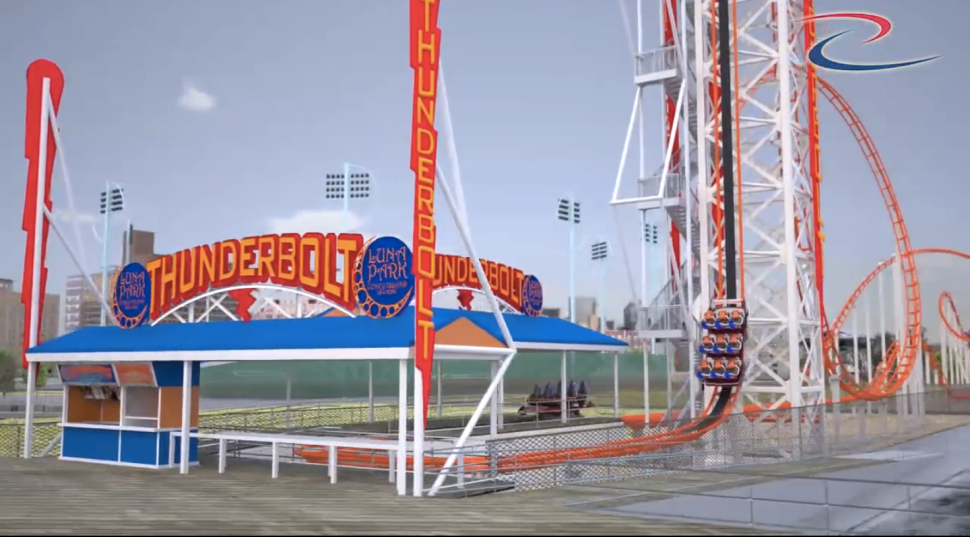 Flipping Out: Loop the Loop-like Coaster to Return to Coney Island This Summer