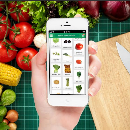 One-Hour Grocery App Instacart Comes to NYC