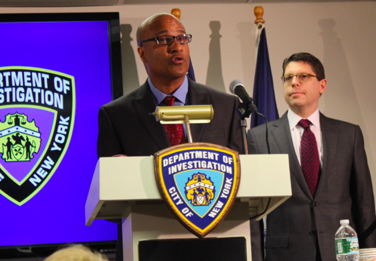 Philip Eure Named NYPD's First Inspector General