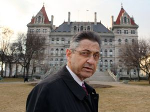 Former Assembly Speaker Sheldon Silver. (Photo: Daniel Barry for Getty Images)