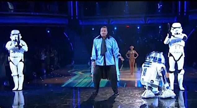 Billy Dee Williams Ruins Your Childhood 'Star Wars' Memories on 'DWTS' (Video)
