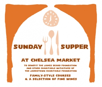 To Do Sunday: Communal Supper at Chelsea Market