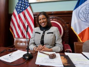 Public Advocate Letitia James. (Photo: Official NYC Council/William Alatriste.)